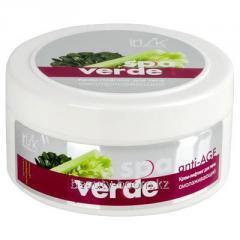 The Spinach rejuvenating Spa Verde body cream
