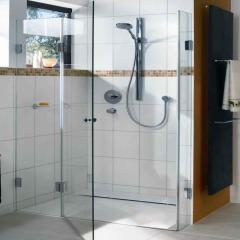 Cabins shower glass, Shower cabins of Papillon,