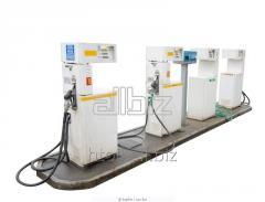 Blochno modular gas-filling stations / Gas-filling