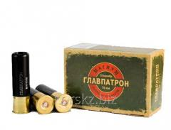 Cartridges for smooth-bore weapon