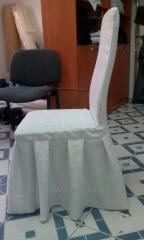 Чехлы на стулья для ресторанов по 3500т