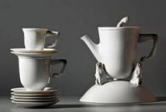 Съдове кухненски порцеланови