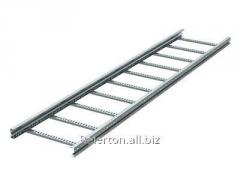 Tray ladder 100х200, longeron of 2 mm, L 3 m