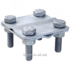 Connector a bar - a bar, mm D8