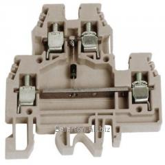 Clip through passage 2kh-level DAS.4/DD beige with
