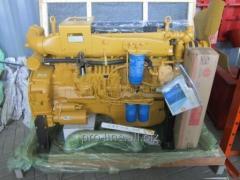 Diesel engine Weichai WD615, WD10.