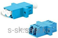 Adapter optical duplex LC-UPC