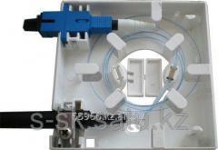 Розетка оптическая SNR-FTB-02S