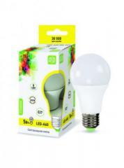 Лампа светодиодная LED-A60-standard 11Вт Е27 3000К