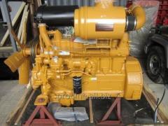 Diesel engine Shanghai Diesel C6121, CAT3306.