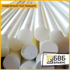 Полиамид экструзионный 6 рецикл стержень 25 мм,