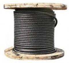 Cable rope steel