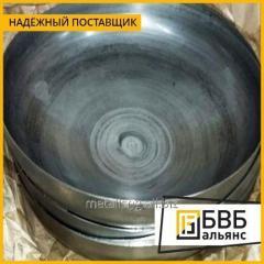 El fondo Di-1390 De-1400 S-5 AISI 304