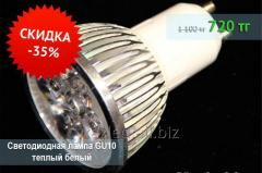 GU10 LED lamp Reference CO-R205-4W, warm white