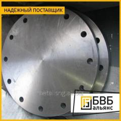 Заглушка фланцевая Ду 100 Ру 16 09Г2С