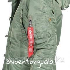 Куртка лётная Аляска N3B VF 59 Alpha Industries