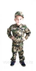 Детский костюм Пограничник