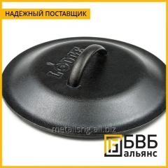El pestillo de hierro fundido 31ч7бк Du de 400 Ru