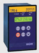 Digital relay of thermal protection