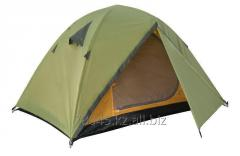 Tent of BREEZE-2 Helios
