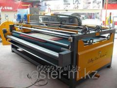 Линия для автоматической стирки ковров