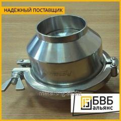 Клапан DN 80 AISI 304 обратный с/с 5080D SMS