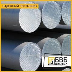 El círculo de aluminio 75 mm Д16