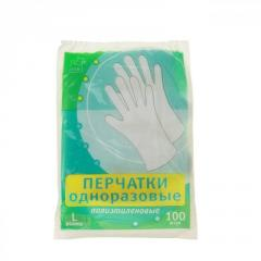 Gloves disposable M