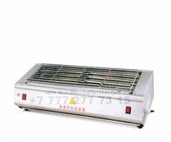 Brazier of a barbecue (electric)