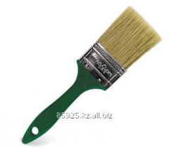 Brush the fleytsevy mixed bristle the plastic