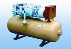 Installation is compressor, EPKU-0,5/6-02