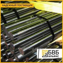 El círculo kalibrovannyy 6 mm Р6М5 serebryanka el