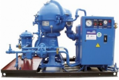 Oil cleaner, PSM 2-4, installations