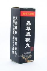 Man's additive of Shen-Zhen-Chun-Ca