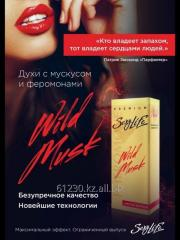 Spirits of Sexy Life Wild Musk No. 1 Blue de