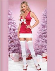New Year's Sexual Snow Maiden