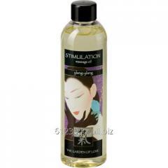 Massage Shiatsu oil Ylang-ylang of 250 ml