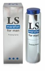 Sprey-prolongator for men of LoveSpray Marafon, 18