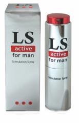 Spray stimulator for men of LoveSpray Active, 18