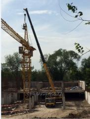 Услуги автокрана 25-40-50-100 тонн в Алматы
