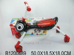 Автотранспортная игрушка Толокар 50см. кор. 363