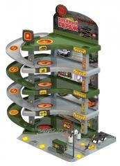 Автотранспортная игрушка Гараж Военный Нордпласт