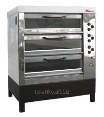 Furnace baking HPE-500 stainless steel