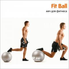 Гимнастический мяч Фитбол King Lion Gym Ball 65 см