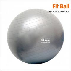 Gymnastic King Lion Gym Ball Fitball of 75 Cm ball