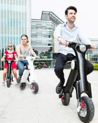 Electric scooters for children
