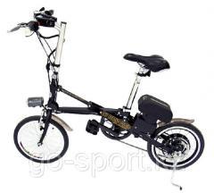 Walking electric bikes