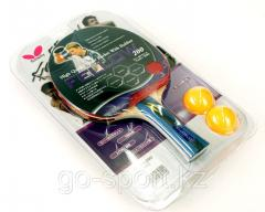Racket for table tennis of Butterfly Fellow 200