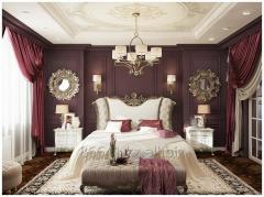 Мебель на заказ для спальной комнаты