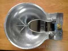 Autodrinking bowl metal